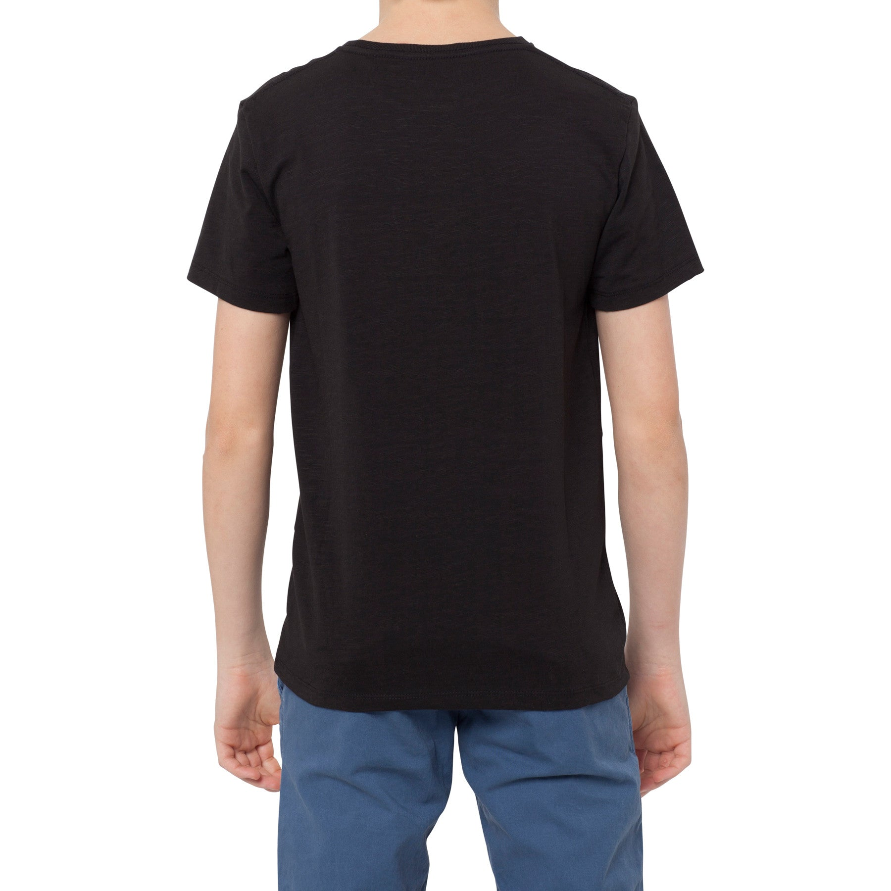Kids Jack's Base shortsleeve black out tee - Stoked Boardshop  - 3