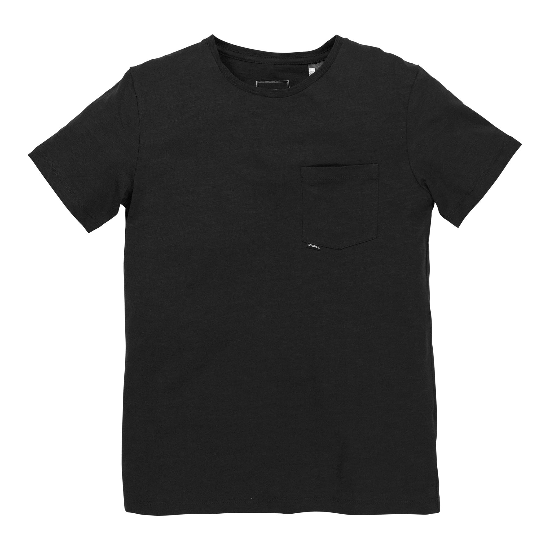 Kids Jack's Base shortsleeve black out tee - Stoked Boardshop  - 1