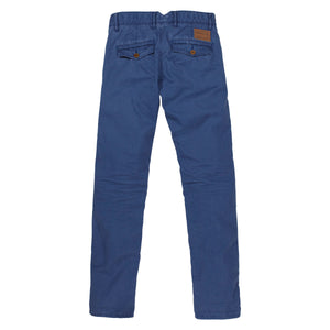 Kids Friday night chino Ensign Blue - Stoked Boardshop  - 2