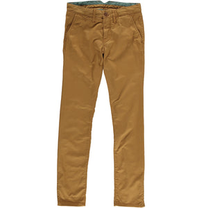 Kids Friday night chino Golden brown - Stoked Boardshop  - 1