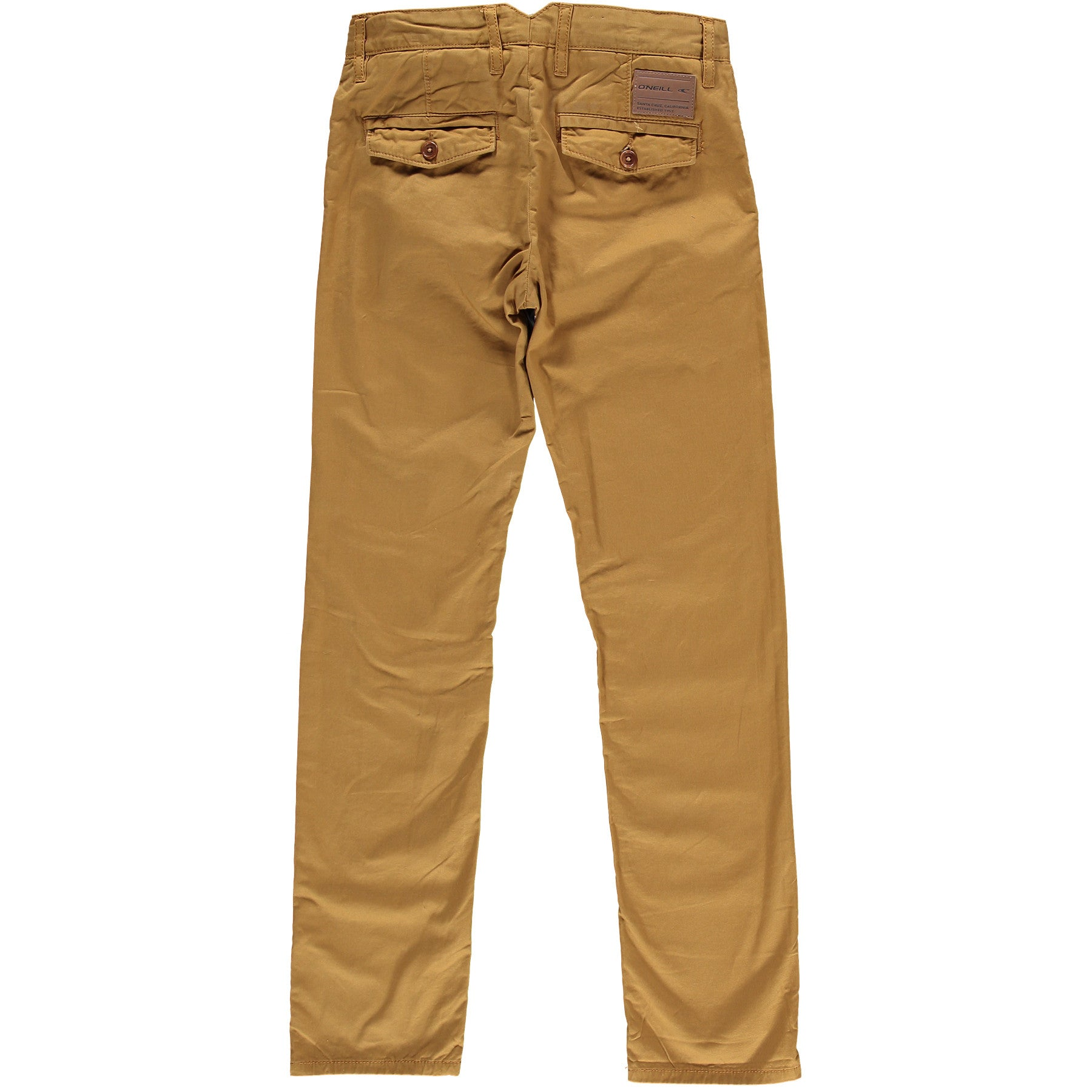 Kids Friday night chino Golden brown - Stoked Boardshop  - 2