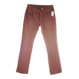 Denim slim fit oxblood - Stoked Boardshop