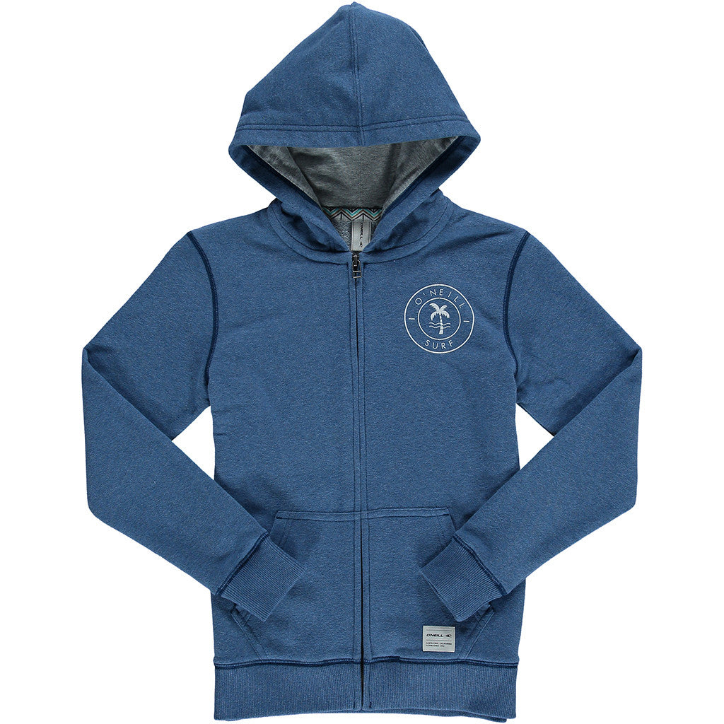 Kids Paradise sweatshirt True Navy - Stoked Boardshop  - 1