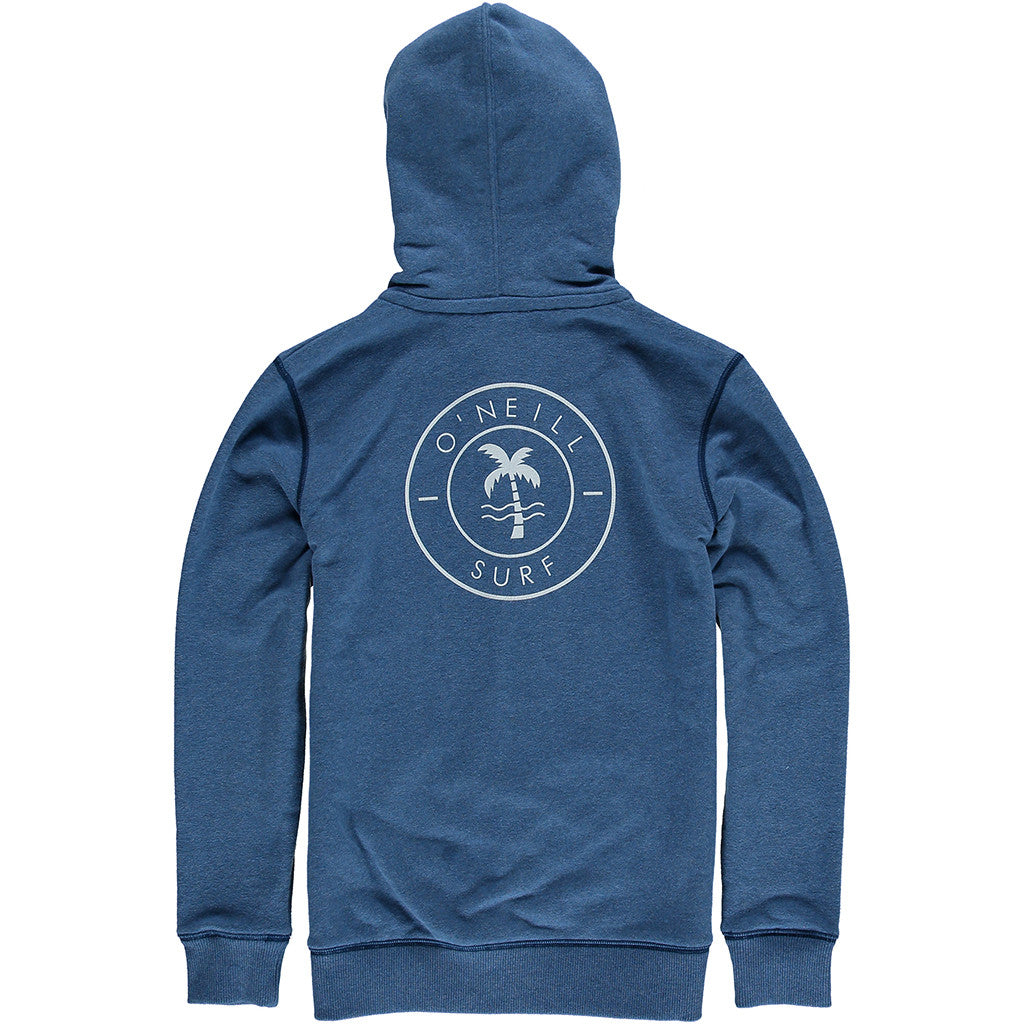 Kids Paradise sweatshirt True Navy - Stoked Boardshop  - 2
