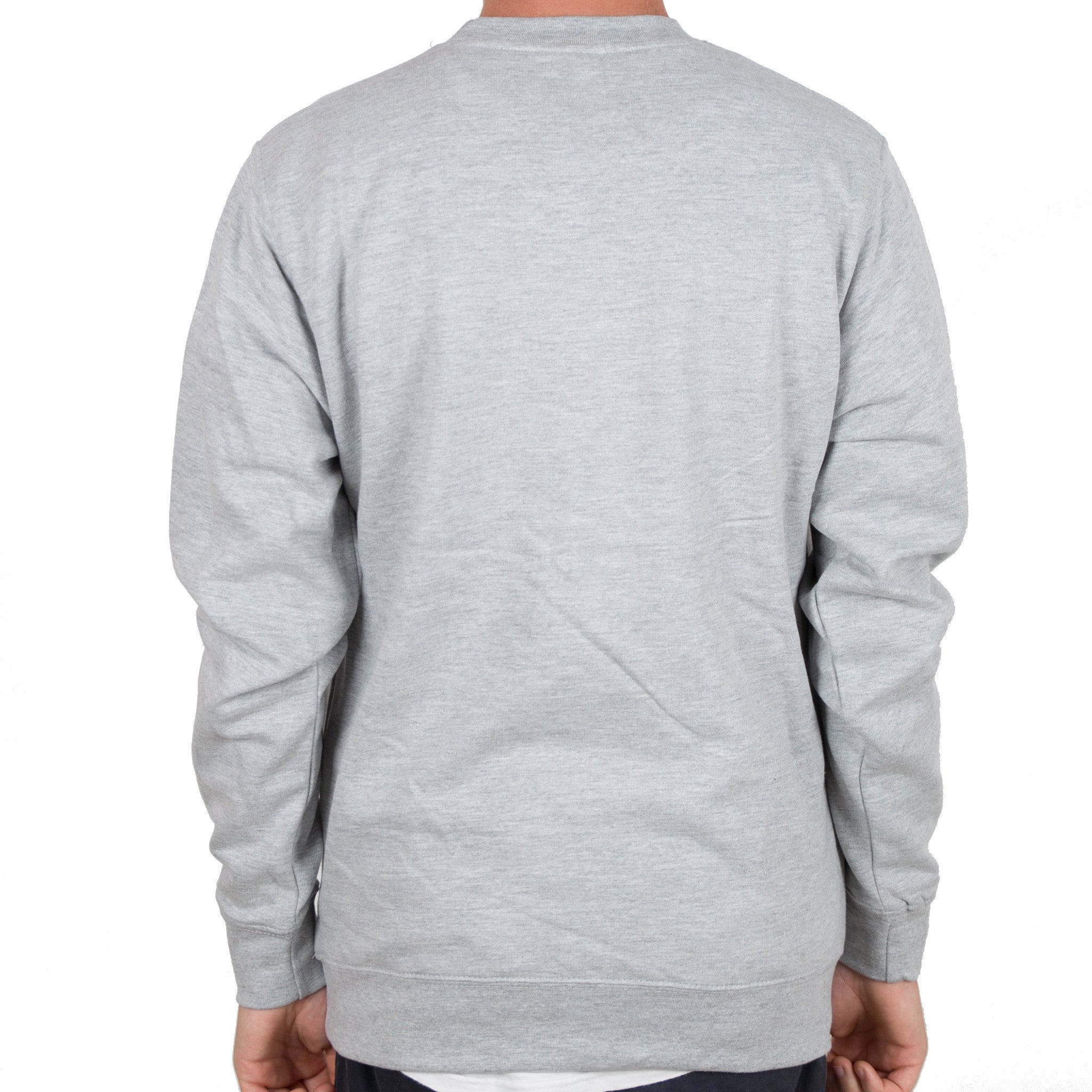 Skate rat grey sweater - Stoked Boardshop  - 2
