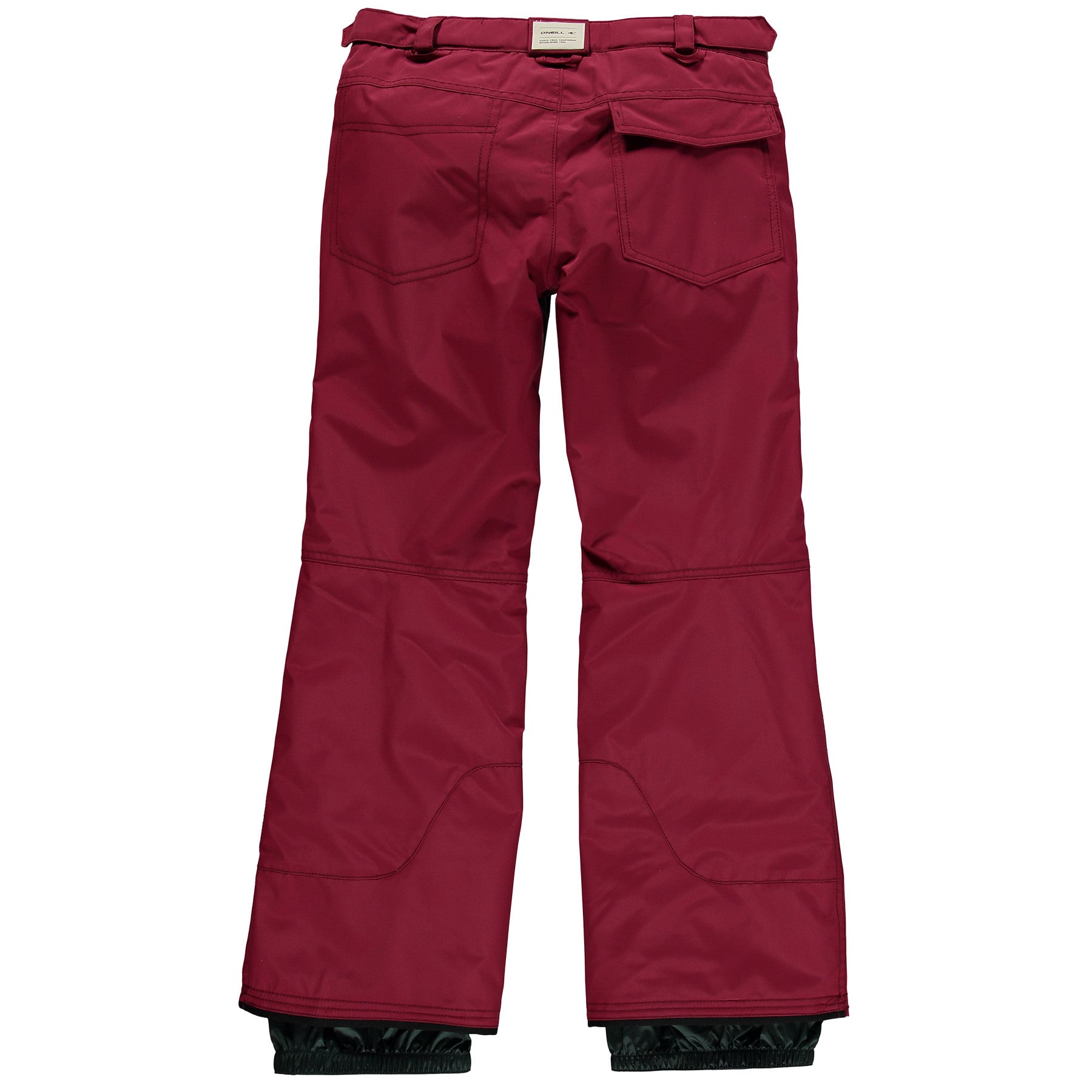 Kids Charm Pants Passion Red - Stoked Boardshop  - 2