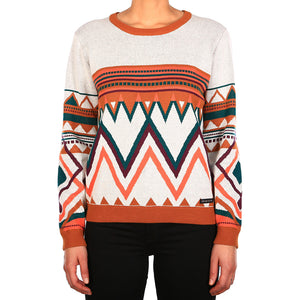 Womens Hopi Knit Ecru