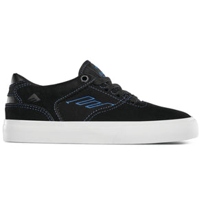 Kids Reynolds Low Vulc Black/ Blue