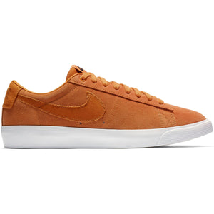 Zoom Blazer Low GT Cinder Orange/ Obsidian