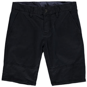 Youth Friday Night Chino Short Black Out