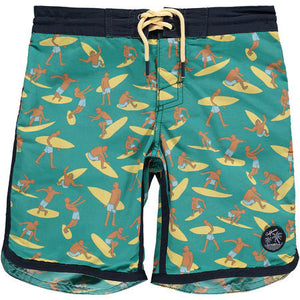 Surf Patch Swimshort Kids