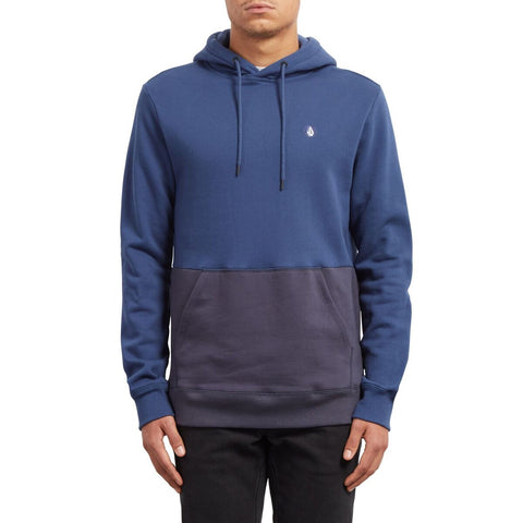 Single Stone Division Pullover Matured Blue