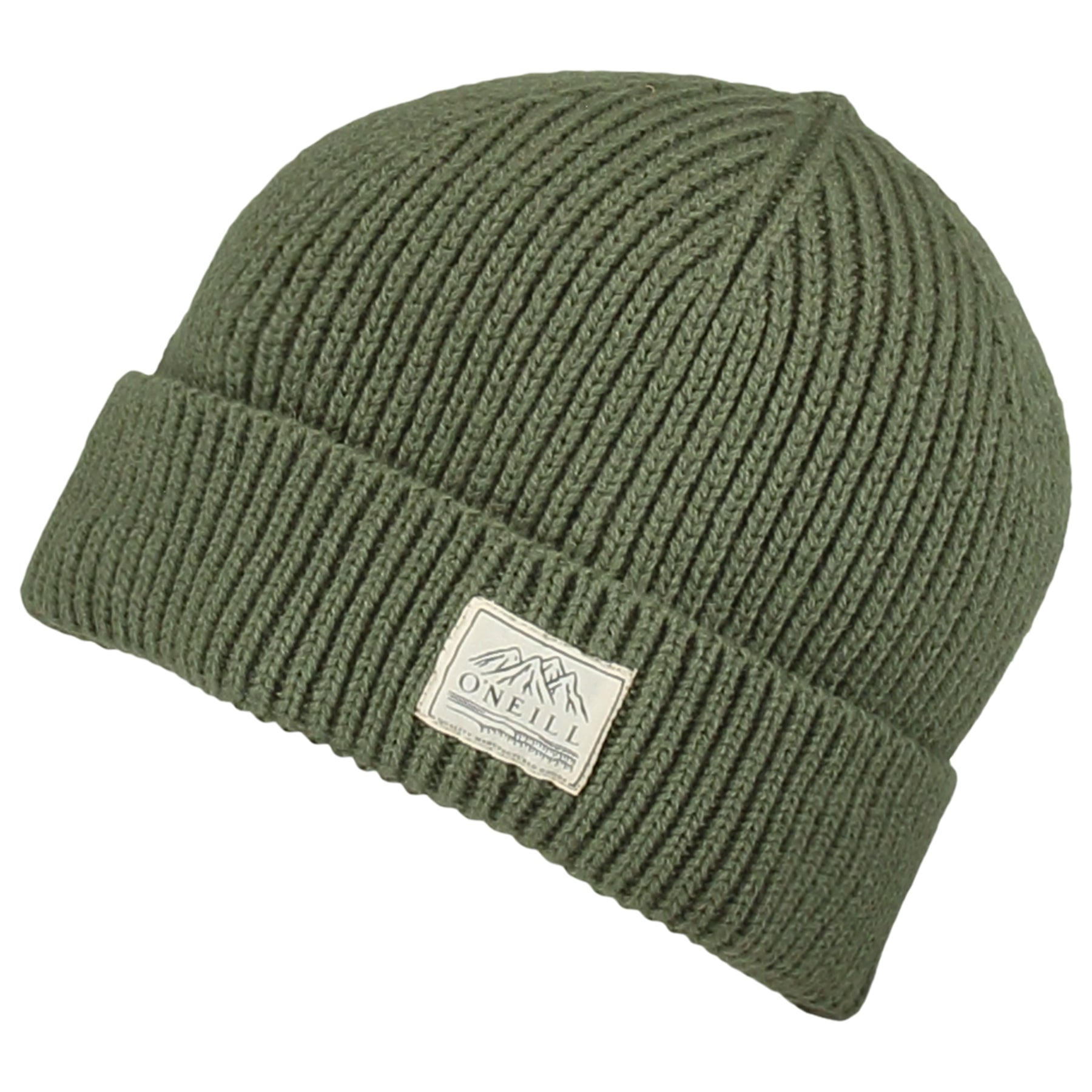 Bouncer Wool Mix Beanie Camp Green