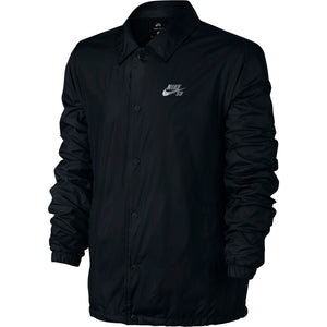 Shield Coaches Jacket Black/Cool Grey