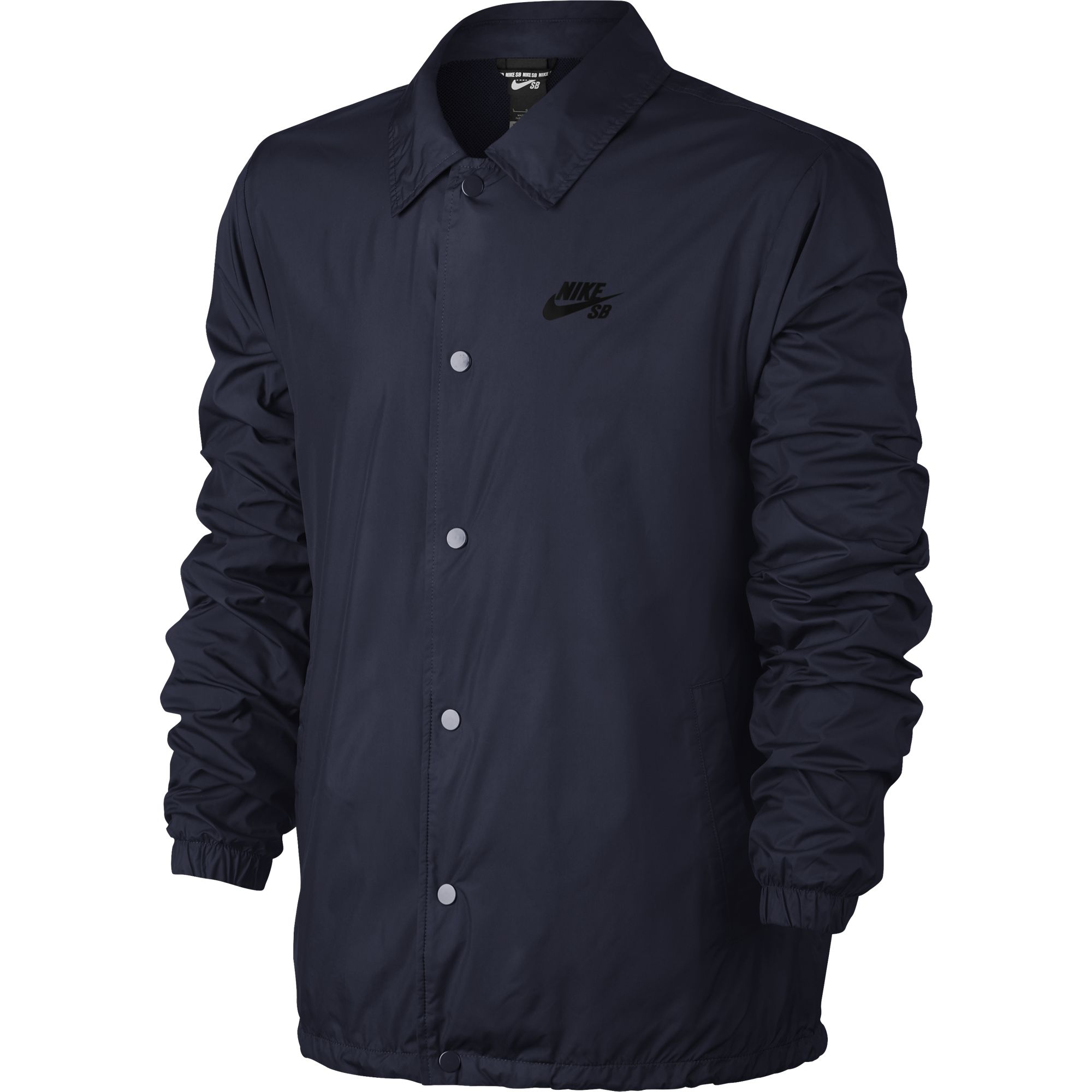 Shield Coach Jacket Black/Obsidian