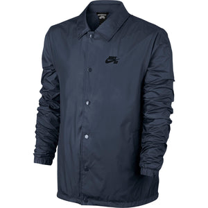 Coach Jacket Thunder Blue/Black