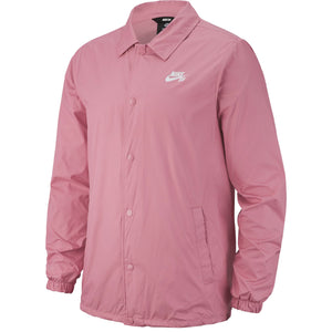 Coach Jacket Elemental Pink/White