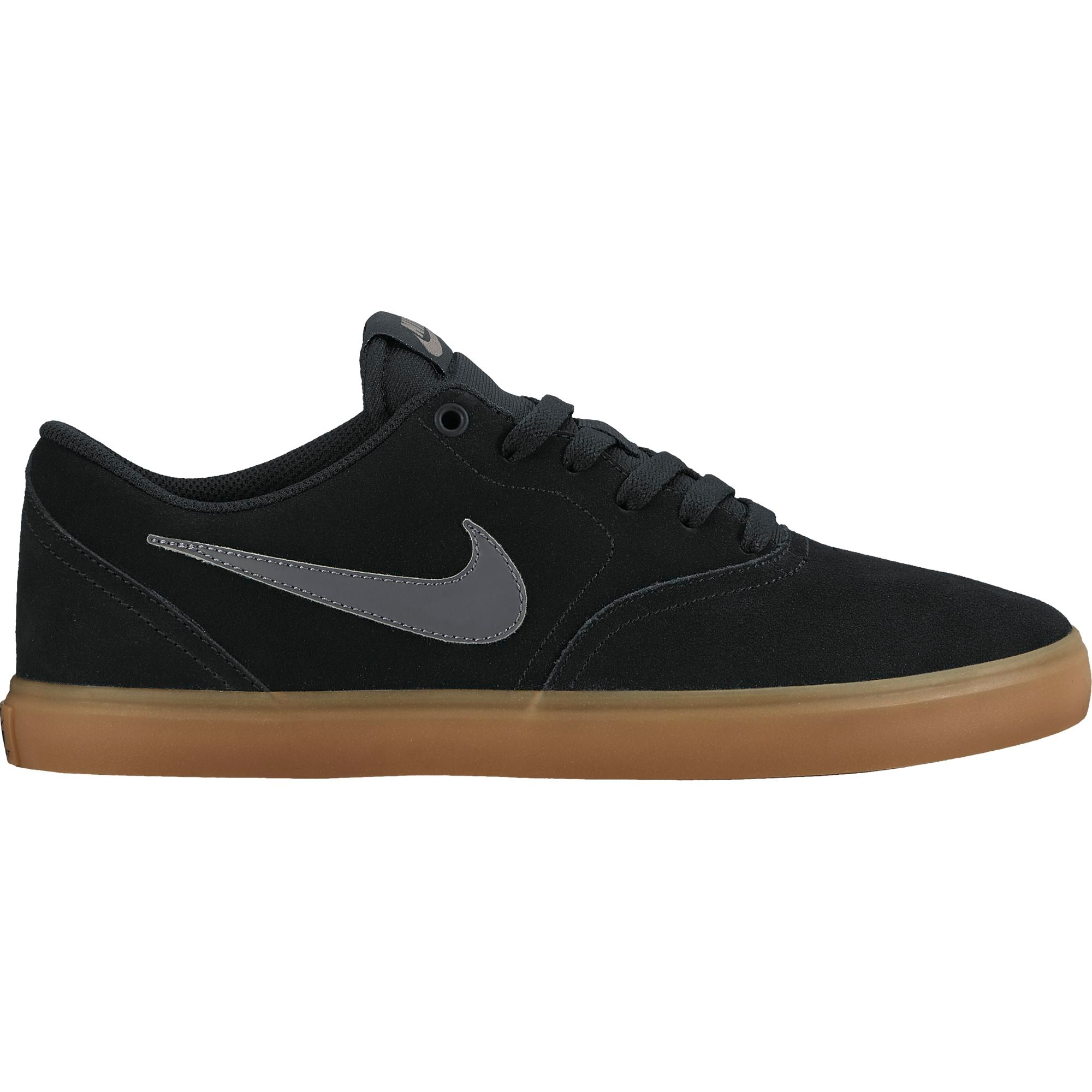 Check Solarsoft Black/Anthracite/Gum Light Brown