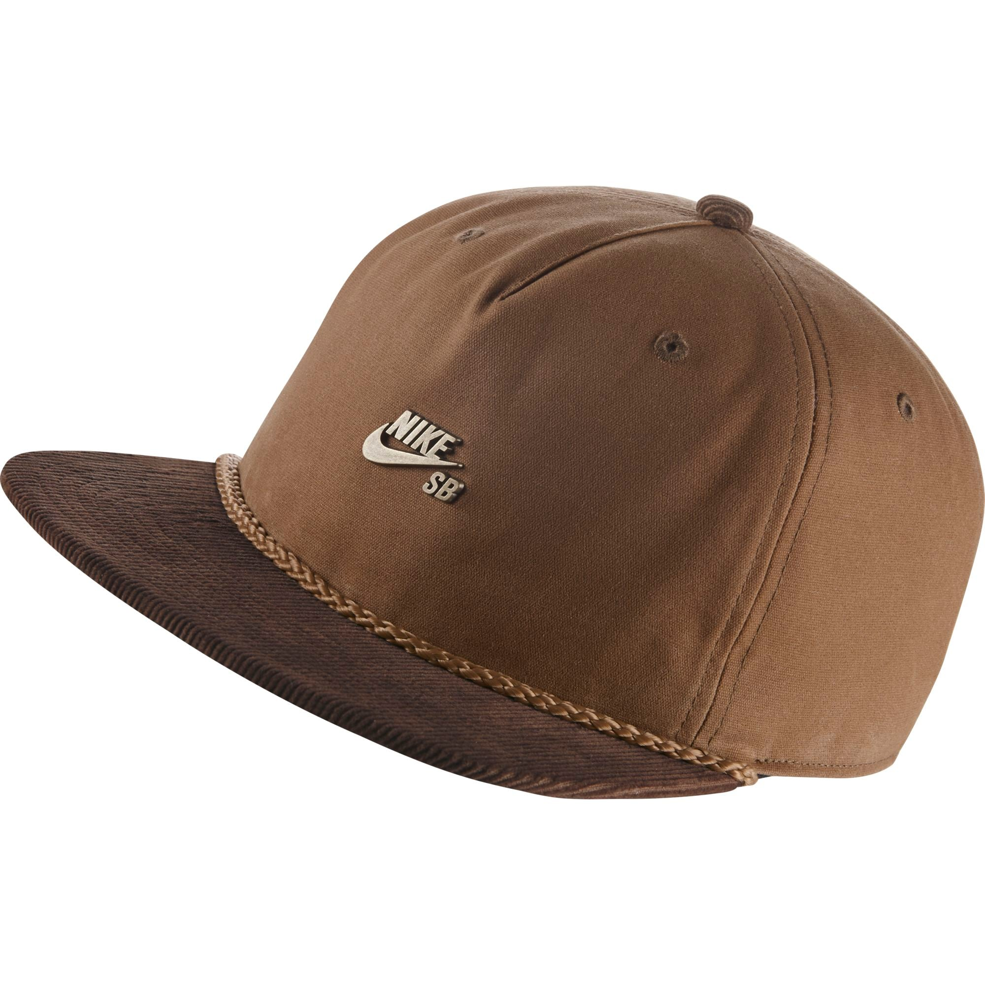 Waxed Canvas Pro Hat Ale Brown/Baroque Brown/Anthracite