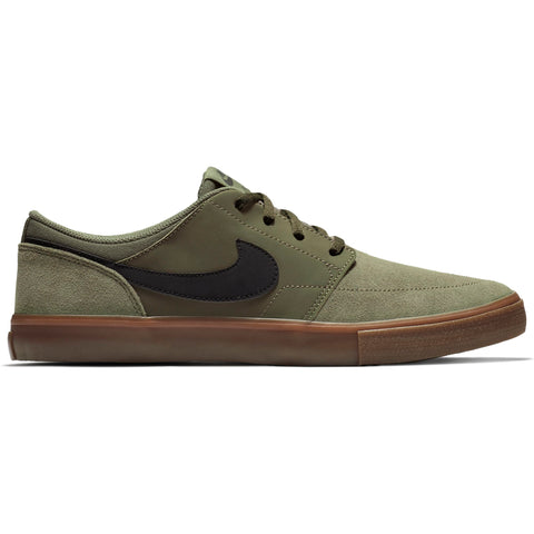 Solarsoft Portmore II Medium Olive/Black