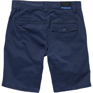 Kids Friday Night Chino Shorts Ink Blue