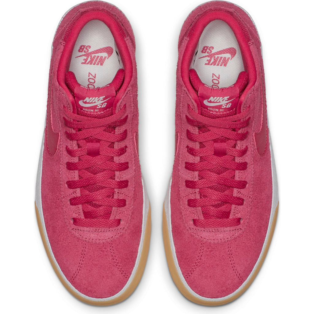 new style 8b7ef c9a58 Home   Womens Bruin Hi Red Rush Pink  Gum Yellow   White. loading. Klik  afbeelding om te vergroten.