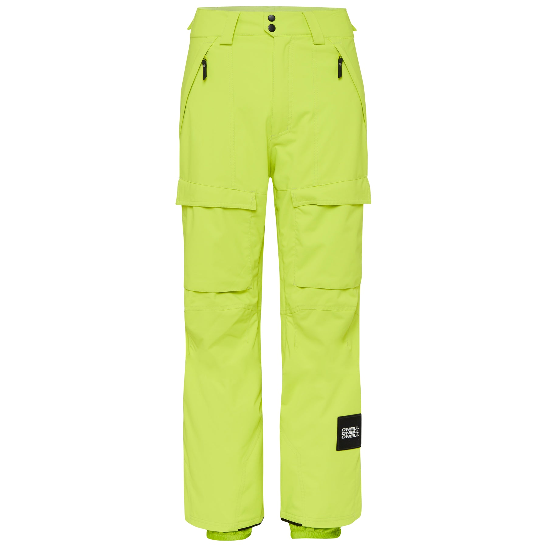 Cargo Pants Lime Punch