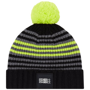 Youth BB Lines Beanie Black Out
