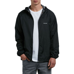 Stone Lite Jacket Black