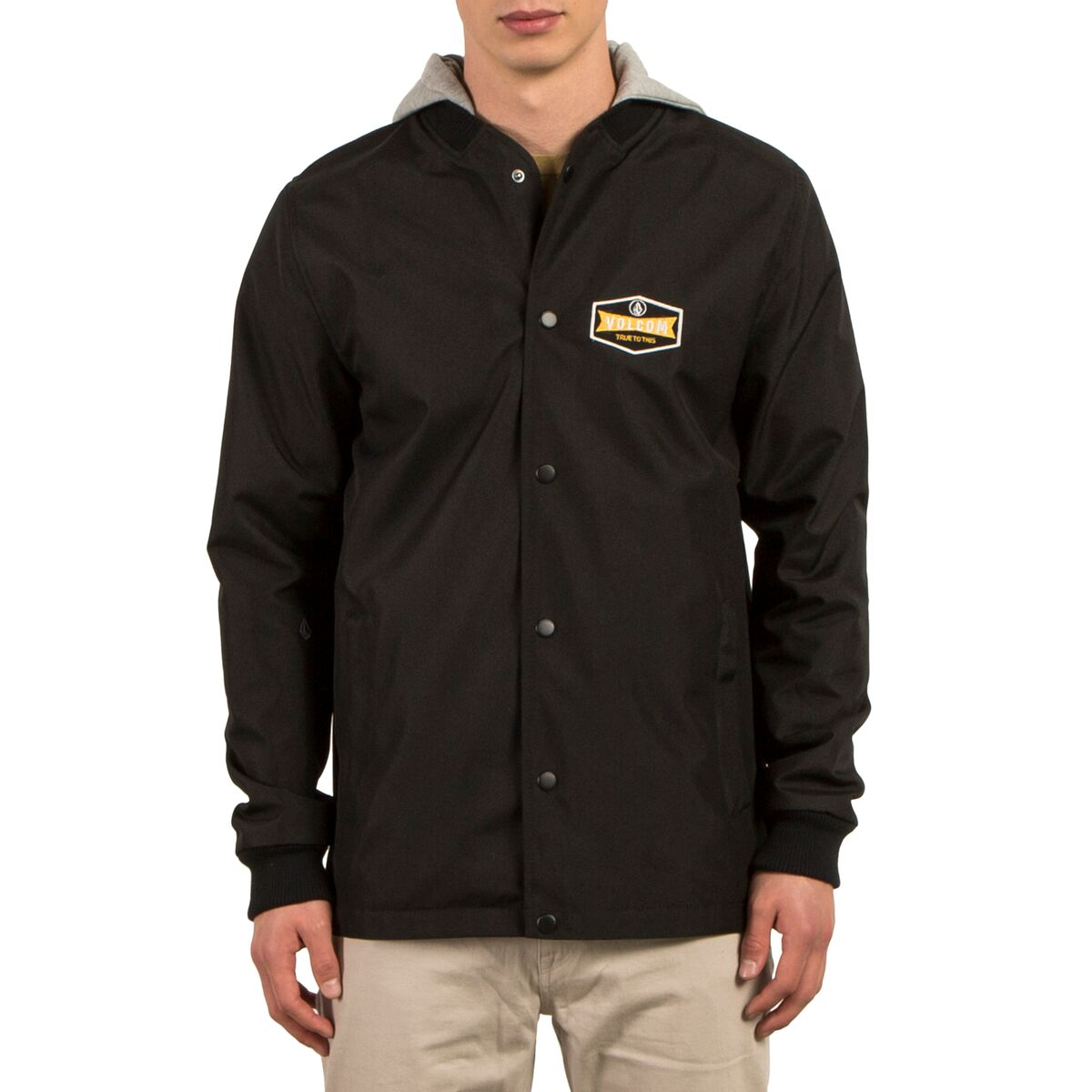 Highstone Jacket Black