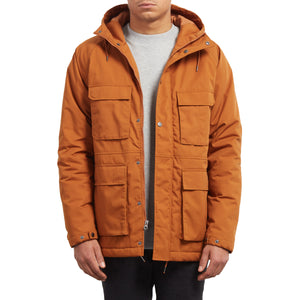 Renton Winter Parka Hazelnut