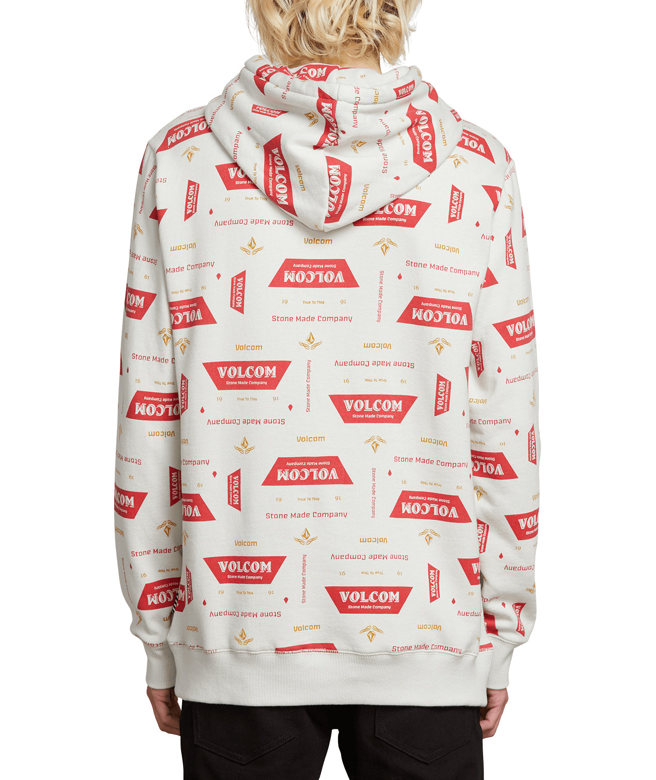 Garage Beers Pullover White