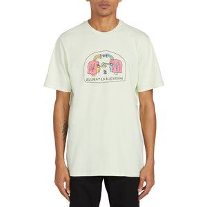 Subjects T-shirt Key Lime