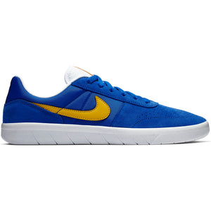 Team Classic Blue Game Royal/ Yellow Ochre - White
