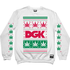 DGK X High Times Long Sleeves Lock Up Black