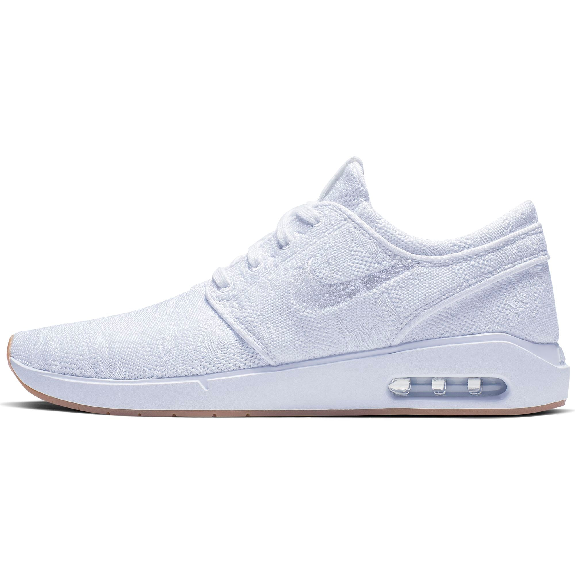 Air Max Janoski 2 White/ White - Gum Yellow
