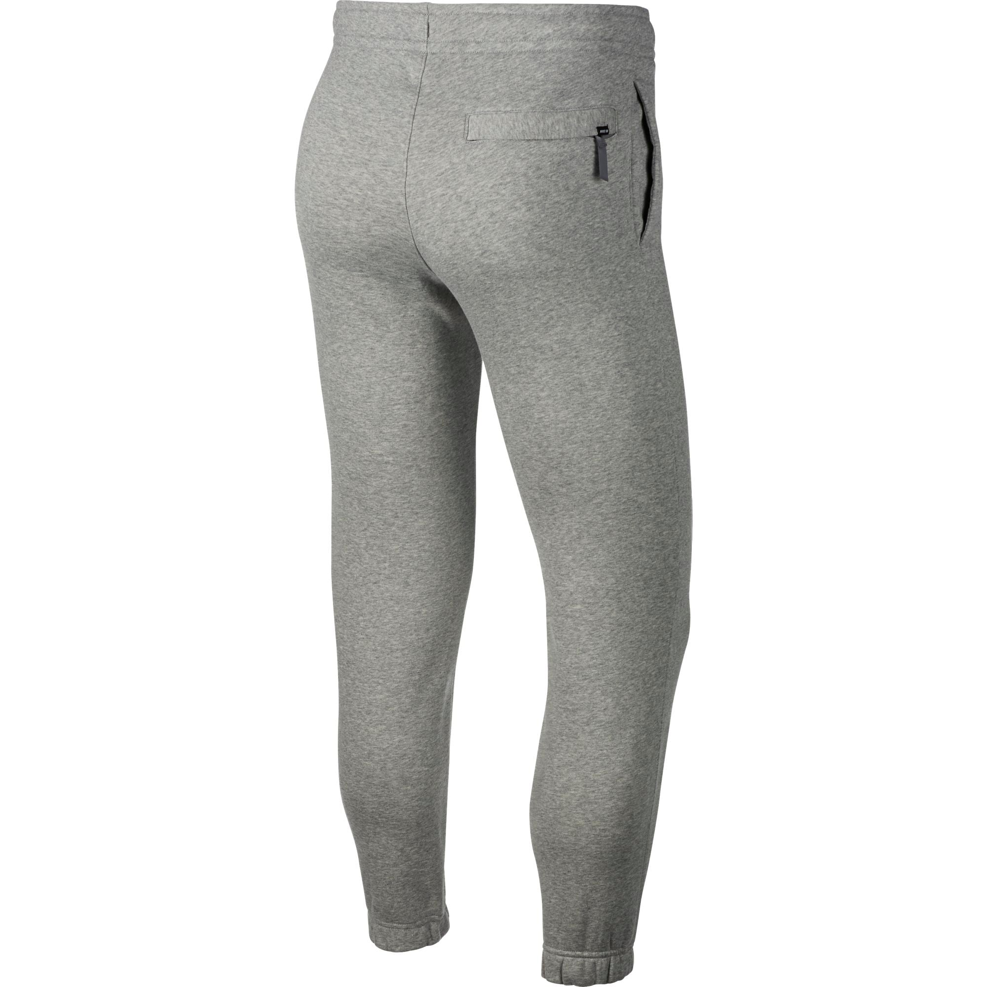 Icon Fleece Pants DK Grey Heather/Black