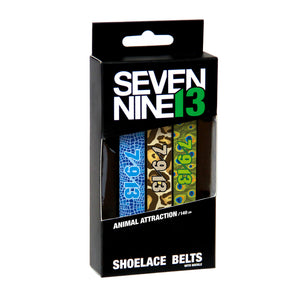 Animal Attraction Shoelace Belt - Stoked Boardshop  - 1