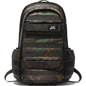 RPM Graphic Skateboarding Backpack Iguana/Black