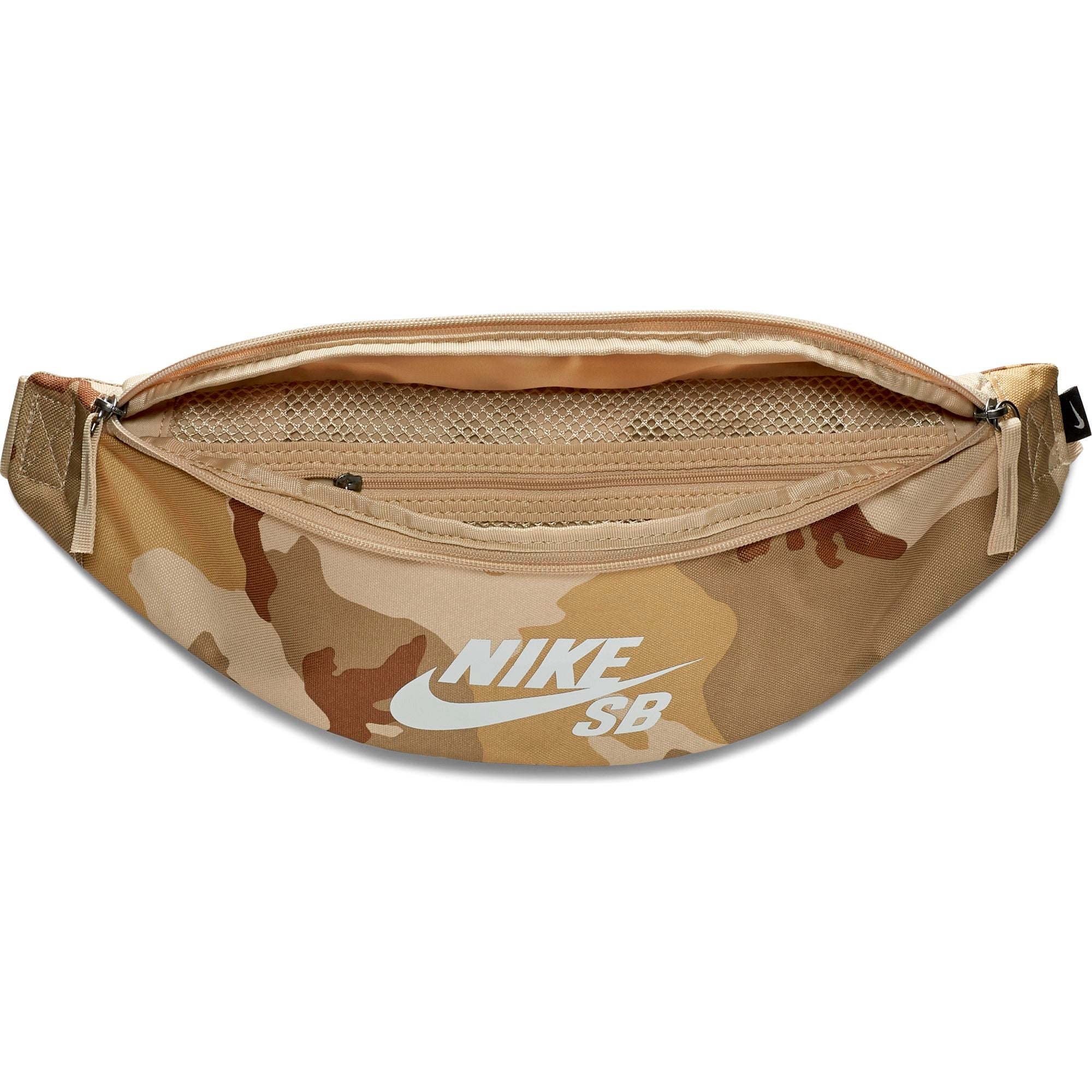 Heritage Printed Hip Pack Desert/ Camo