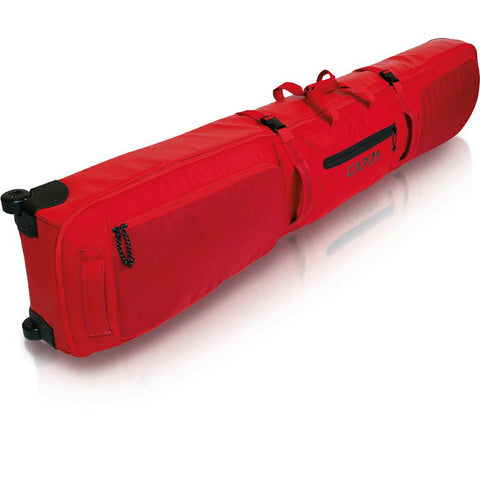 Roller Board Bag Red
