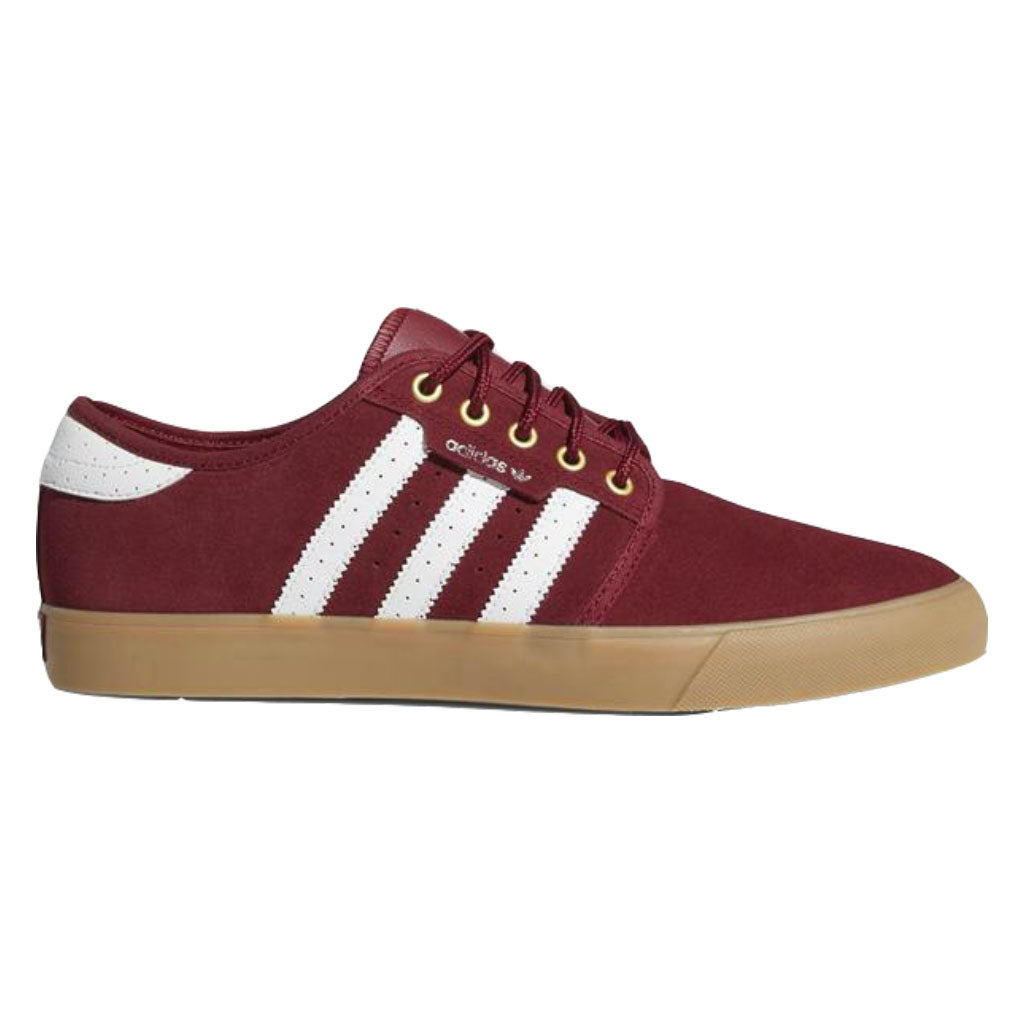 Seeley Collegiate Burgundy/FTWR White/Gold Met