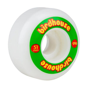 Logo 99a Rasta 52mm Skateboard Wheels