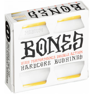 Bones Hardcore Bushings Medium 91A White pack