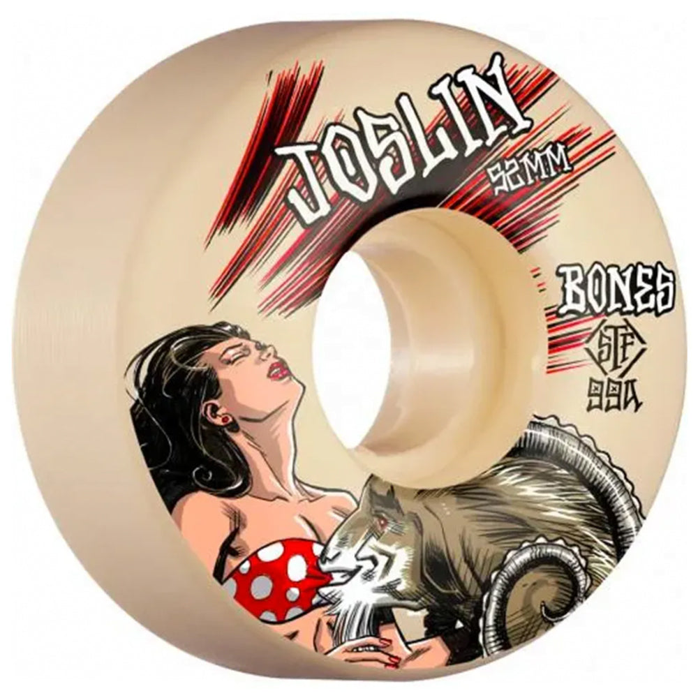 STF Joslin Goat V3 Slims 99a 54mm Skateboard Wheels