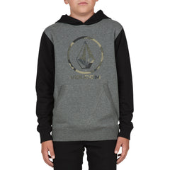 Kids Single Stone Pullover Grey Blue
