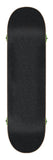 "Outline Repeat Black-Green 7.25"" Complete Skateboard"