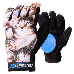 Landyachtz Cat Slide gloves - Stoked Boardshop