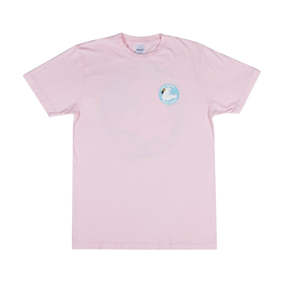 Charged Up T-Shirt Pink