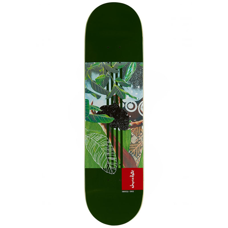 "Yonnie Cruz Devine Sublime 8.125"" Skateboard Deck"